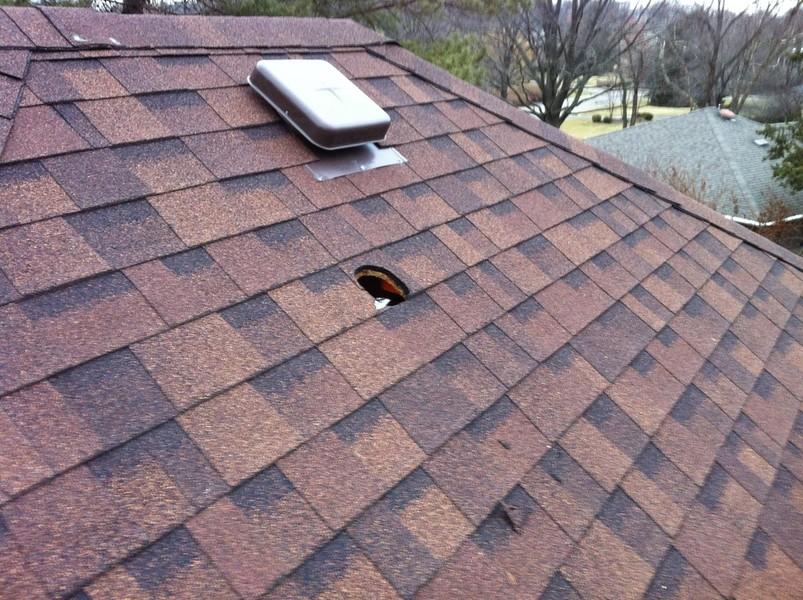 Thiel Roofing - Plumbing Vent