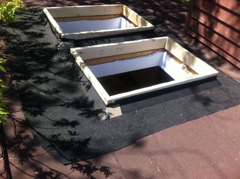 Thiel Roofing Velux Fcm Installation